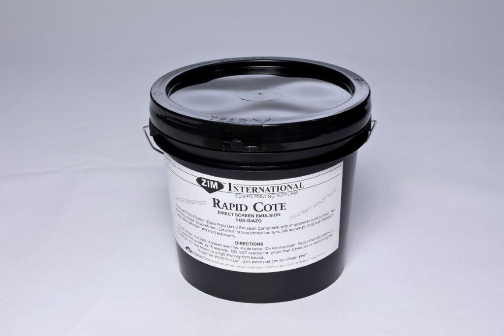 Zim  Rapid Cote emulsion