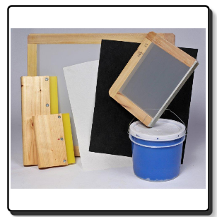 Screen printing supplies Eunice