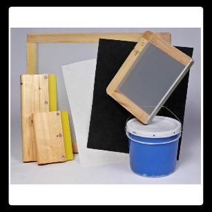 Screen printing supplies Pineville